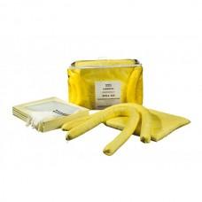 Kémiai (vegyi) havária (kármentő) készlet (SPILLKIT CK40) Havária (vészhelyzeti) készlet